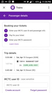 How You Can Book Your Train Ticket With Google Pay