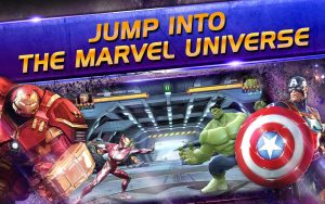 marvel contest of champions mod apk unlimited money
