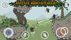 Mini Militia Doodle Army 2 Mod Apk V4.3.1