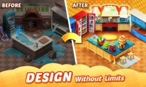 Matchington Mansion apk mod