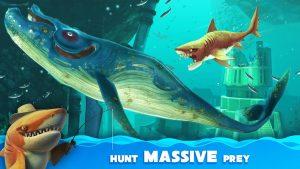 Hungry Shark World Mod Apk v3.8.0
