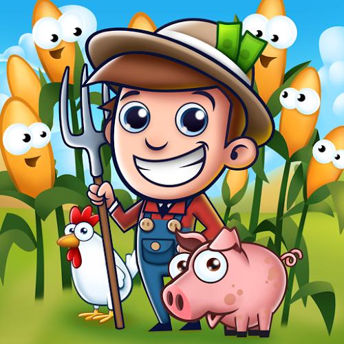 Idle Farming Empire Mod Apk
