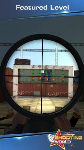 Shooting World gun fire mod apk