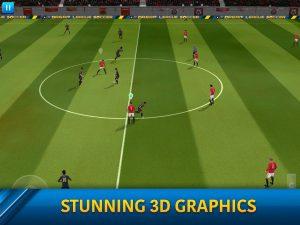 Dream League Soccer apk mod
