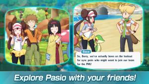 Pokemon Masters Mod Apk V1.1.0