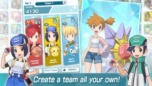 Pokemon Masters apk mod