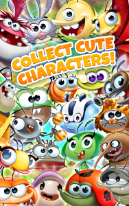 Best Fiends Puzzle Game apk mod