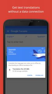 google translate app apk