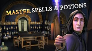 Harry Potter Hogwarts Mystery Mod apk unlimited energy