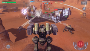 War Robots apk mod