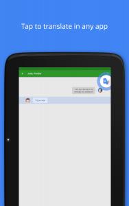 google translate app v6.11
