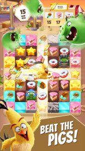 Angry Birds Match Mod Apk v4.0.0
