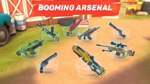 Guns of Boom Mod Apk V10.2.353