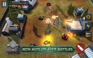 Tank Battle Mod Apk v1.15.5