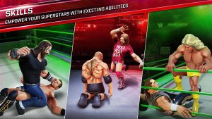 WWE Mayhem Mod Apk V1.32.249