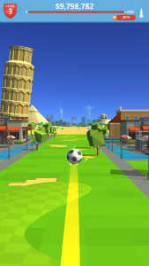 Soccer Kick Mod Apk
