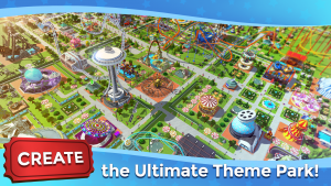 RollerCoaster Tycoon Touch Mod Apk V3.9.4