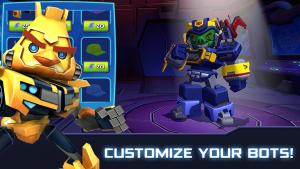 Angry Birds Transformers Mod Apk v2.2.2