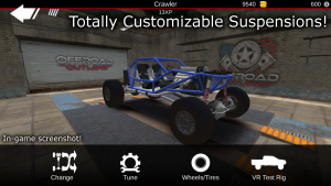 Offroad Outlaws Mod Apk 3.5.0