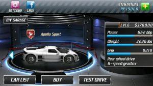 Drag Racing Mod Apk
