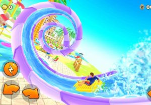 Uphill Rush Water Park Racing mod apk