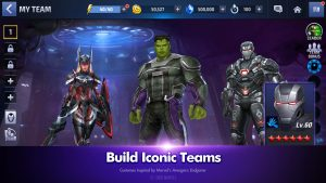 Marvel Future Fight update