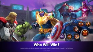 Marvel Future Fight apk mod unlimited