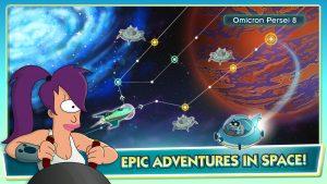Futurama Worlds Of Tomorrow Mod Apk