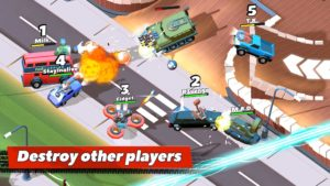 crash of cars mod apk unlimited money and gems