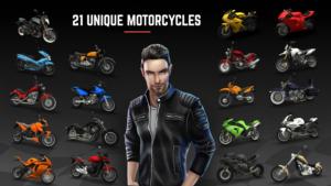 racing fever moto mod apk hack