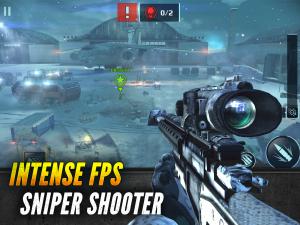 Sniper Fury Mod Apk 5.1.0p