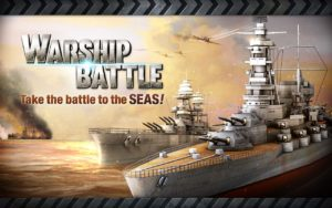 warship battle 3d mod apk