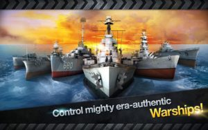 battle of warship mod apk