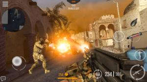 modern strike online mod apk unlimited gold and money download