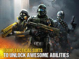 Modern Combat 5 Mod Apk unlimited money