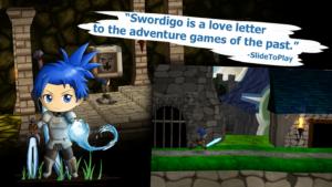 Swordigo Mod Apk V1.4.1