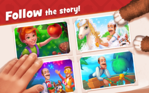 gardenscapes mod apk download