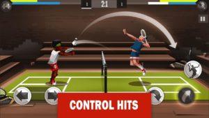 badminton league apk mod