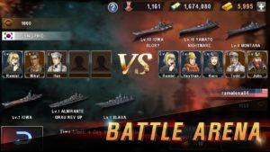 warship battle mod apk download