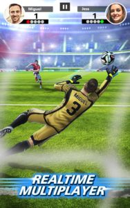 football strike multiplayer soccer mod apk