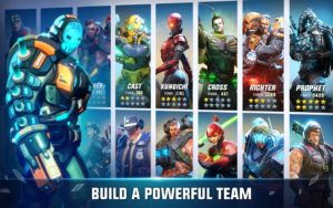 hero hunters mod apk unlimited money and cash