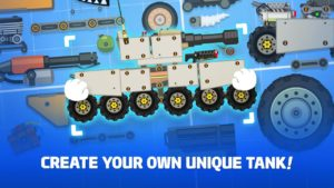super tank rumble mod apk unlimited money and gems