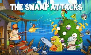 Swamp Attack apk mod