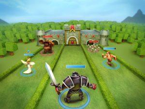 castle crush mod apk unlimited gems and money