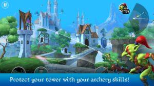 tiny archers mod apk all unlocked