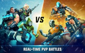 hero hunters mod apk download