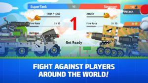 super tank rumble mod apk unlimited money