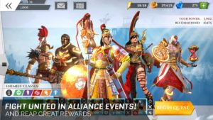 gods of rome mod apk download
