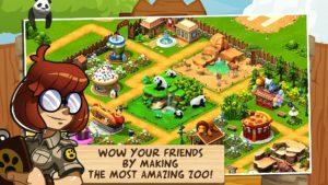 Wonder Zoo Animal rescue mod apk