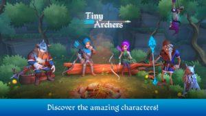 tiny archers mod apk download